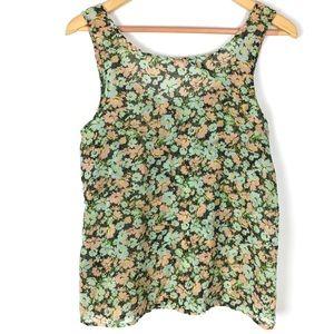 Volcom Tops - Volcom size S sheer lightweight summer top blouse